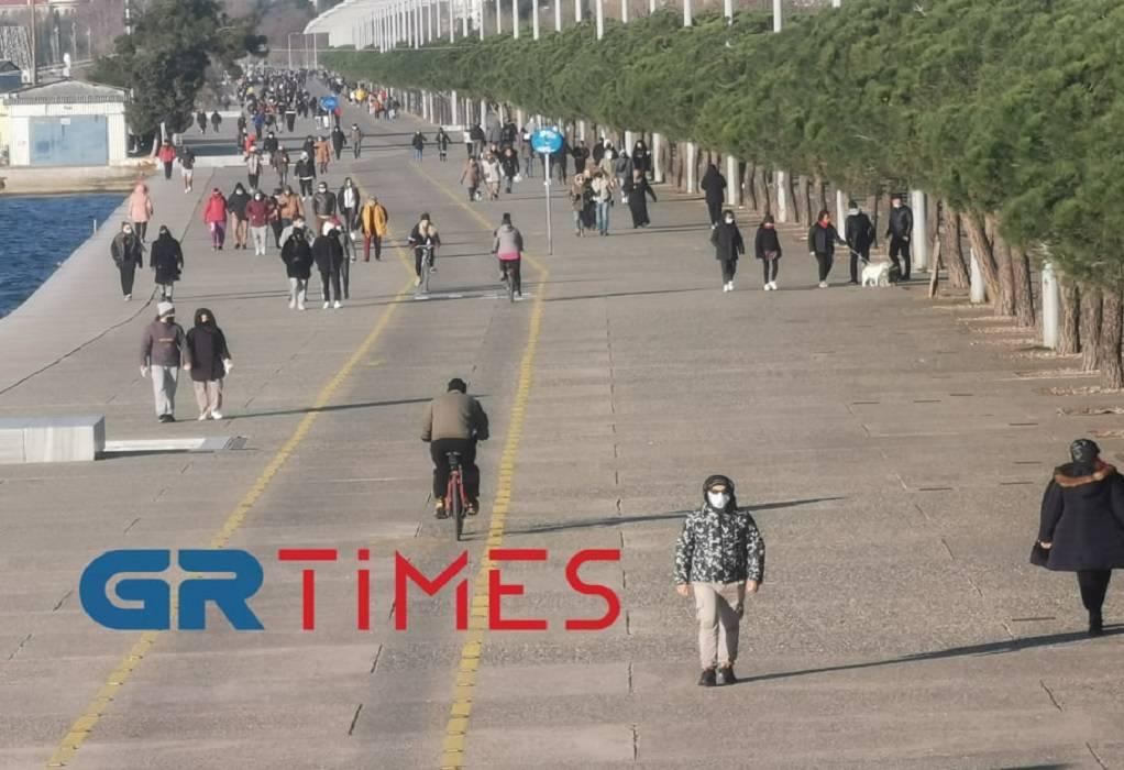 Κορωνοϊός: Πού εντοπίζονται τα 237 νέα κρούσματα – Ανάσα για τη Θεσσαλονίκη