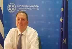 Σ. Λιβανός: Στόχος η ενίσχυση της ανταγωνιστικότητας ελ. προϊόντων και εξαγωγών