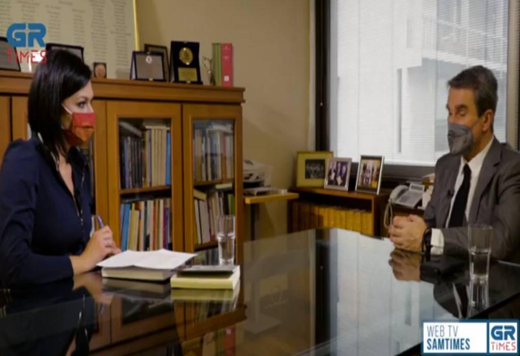 Α. Λοβέρδος: Θα διεκδικήσω την ηγεσία του ΠΑΣΟΚ- Κινήματος Αλλαγής