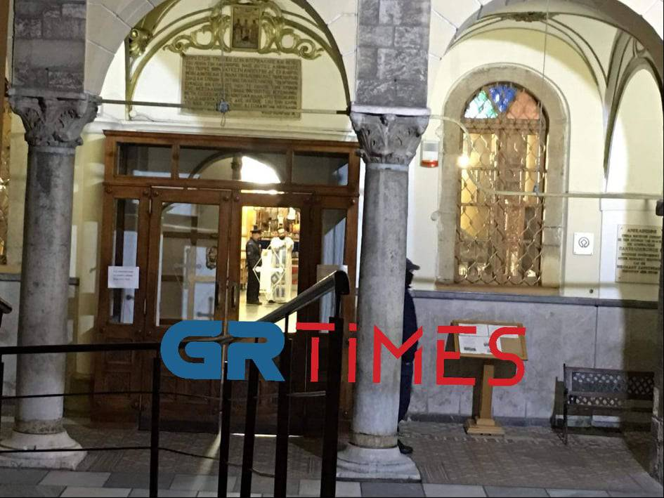 Θεσσαλονίκη: Από τα ξημερώματα στις εκκλησίες για τον αγιασμό, φωτογραφία-7