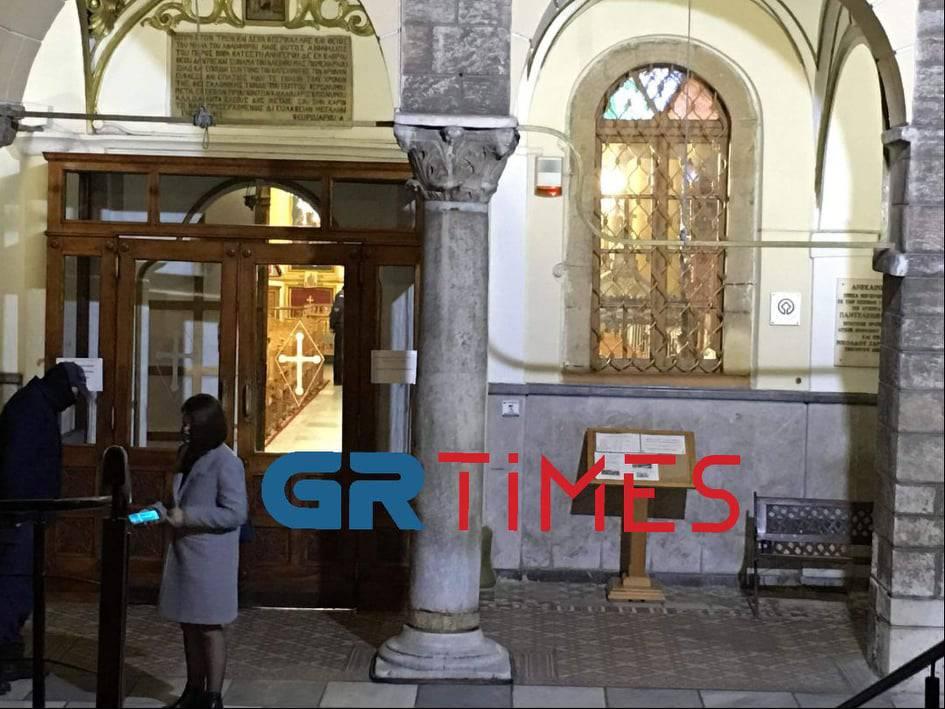 Θεσσαλονίκη: Από τα ξημερώματα στις εκκλησίες για τον αγιασμό, φωτογραφία-8