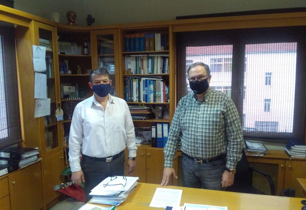 Δήμος Παύλου Μελά: ΟΠαντελής Νιγδέλης ανέλαβε Αντιδήμαρχος της Διοίκησης του Δημάρχου