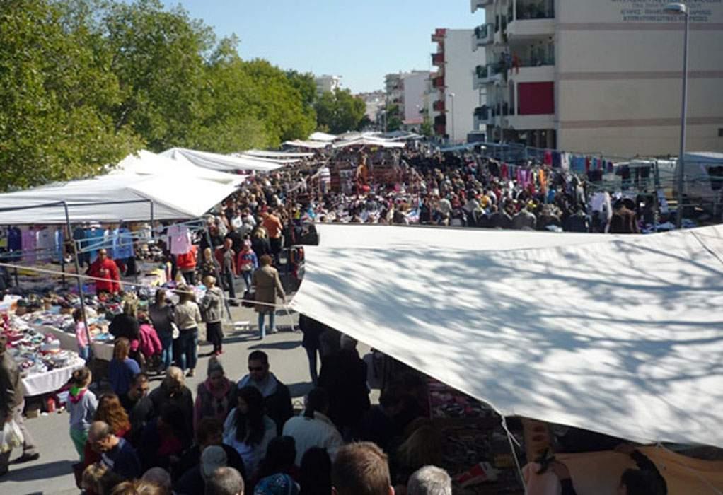Κλείνουν την Εγνατία Οδό οι μικροπωλητές Αν. Μακεδονίας – Θράκης
