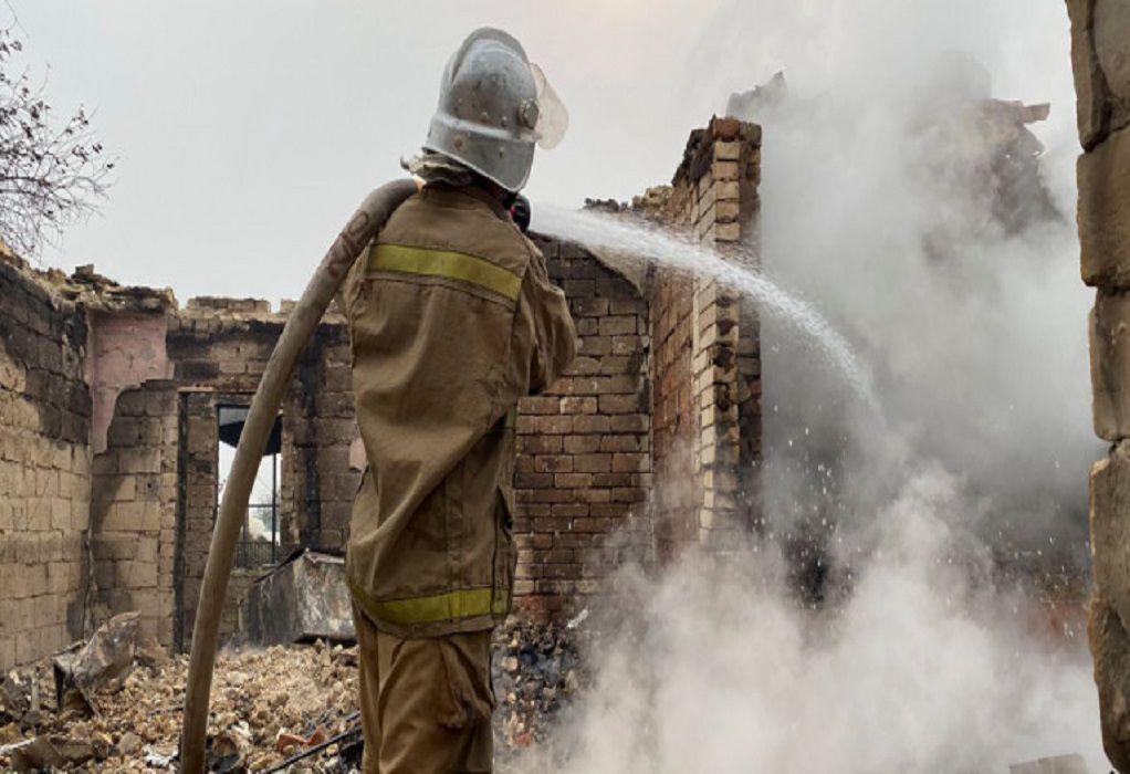 Ουκρανία: Τουλάχιστον 15 νεκροί από πυρκαγιά σε γηροκομείο
