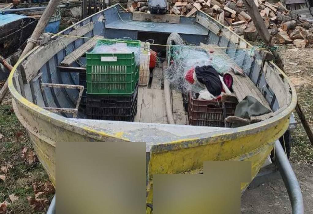 Φλώρινα: Συνελήφθησαν για παράνομη αλιεία στη Μεγάλη Πρέσπα