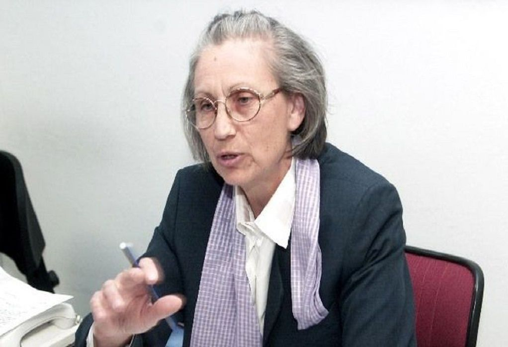 Πέθανε η επίτιμη πρόεδρος του συλλόγου καρκινοπαθών Μακεδονίας-Θράκης Περσεφόνη Μήττα