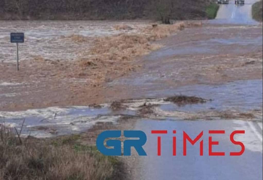 Λαγκαδάς: Σοβαρά προβλήματα από τις πλημμύρες (ΦΩΤΟ-VIDEO)