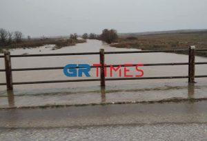 Ροδόπη: Ενδεχόμενο εκκένωσης χωριών λόγω πλημμύρας (ΦΩΤΟ-VIDEO)