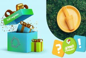 «Πράσινες Αποστολές» από τον δήμο Πυλαίας-Χορτιάτη