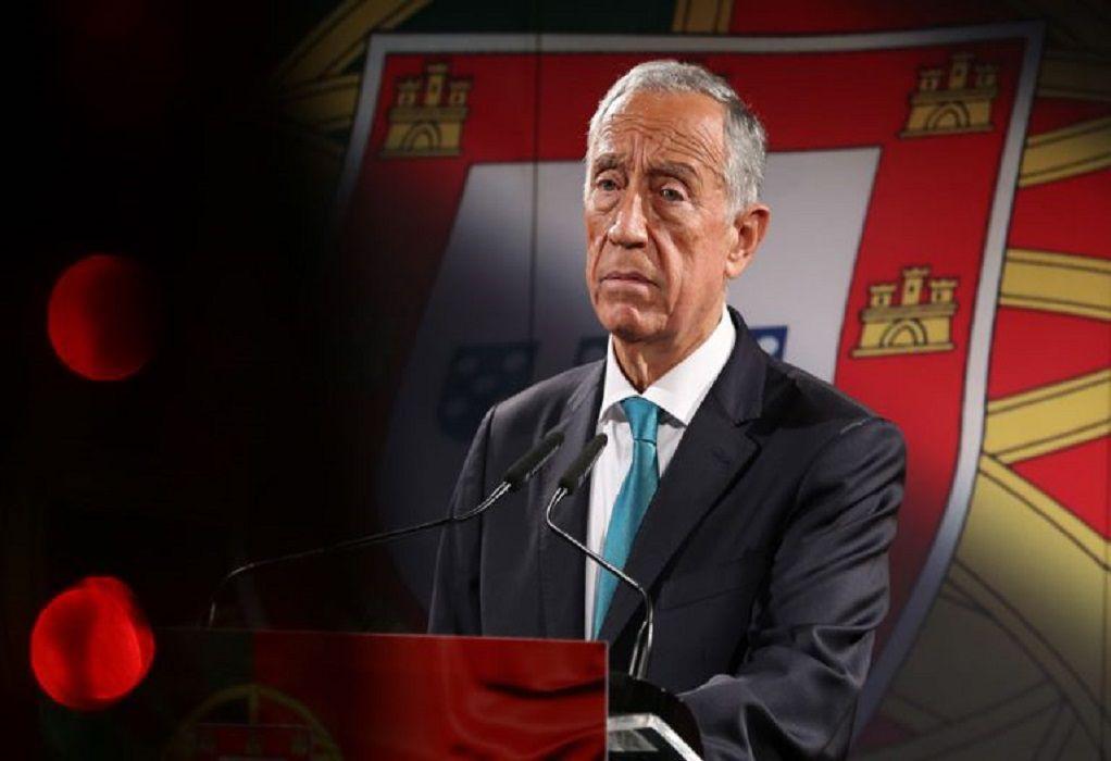 Κορωνοϊός: Αρνητικά τα τεστ του προέδρου της Πορτογαλίας