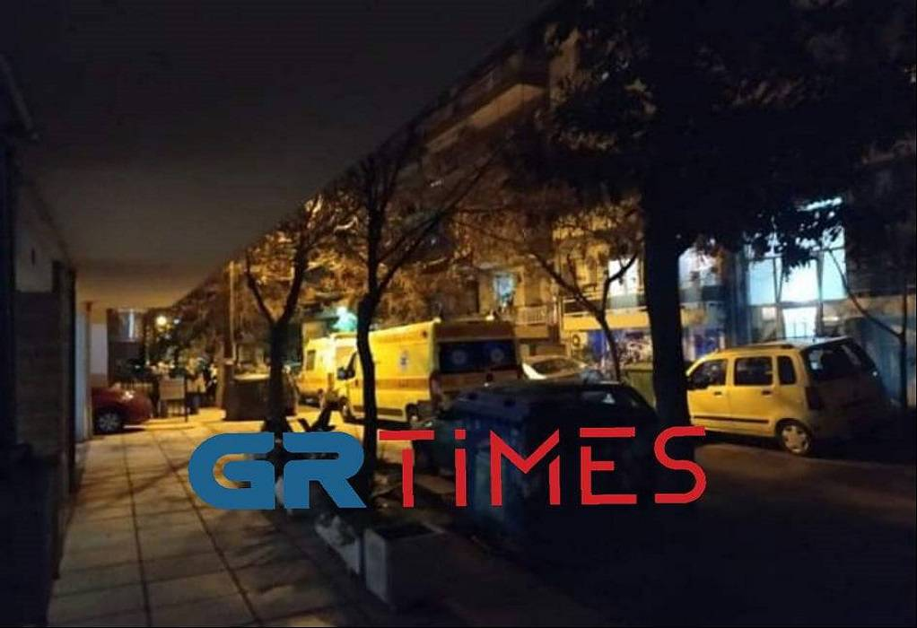 """Θεσσαλονίκη: """"Βουτιά στο κενό"""" για 55χρονη (ΦΩΤΟ-ΒΙΝΤΕΟ)"""