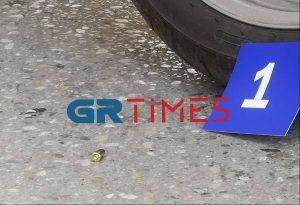 Πυροβολισμοί στη Θεσσαλονίκη – Δύο τραυματίες (ΦΩΤΟ)