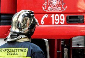 Τρίκαλα: Κάηκε ζωντανός μέσα στο σπίτι του