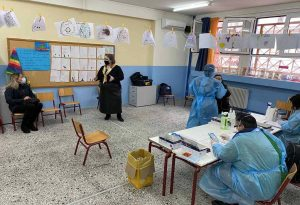 Rapid tests σε εκπαιδευτικούς με πρωτοβουλία του Δήμου Θεσσαλονίκης