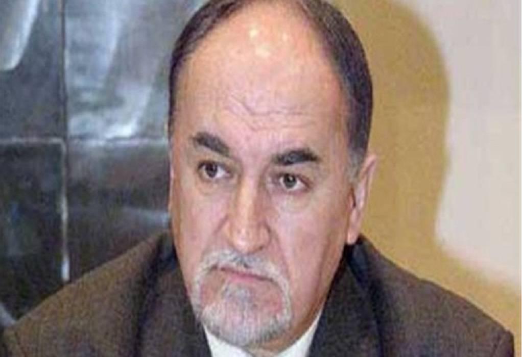 Έφυγε από τη ζωή ο πρώην υφυπουργός ΝΔ, Αδάμ Ρεγκούζας