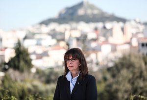Κέρκυρα: Στα Διαπόντια νησιά η Κ. Σακελλαροπούλου