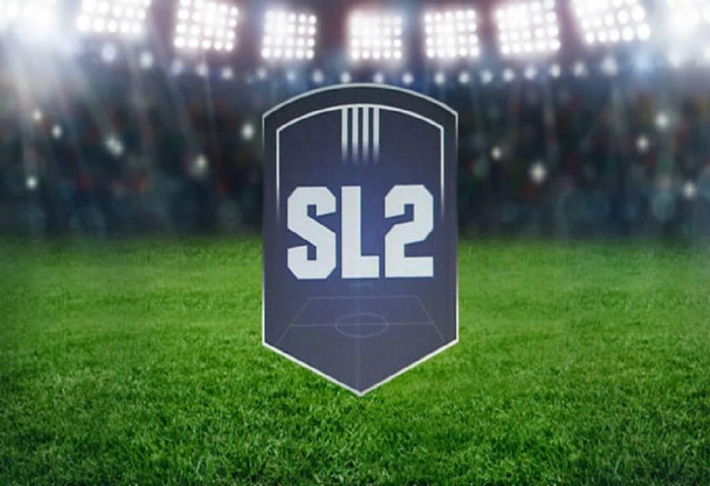 Επανέναρξη SL2 και Volley League ανδρών
