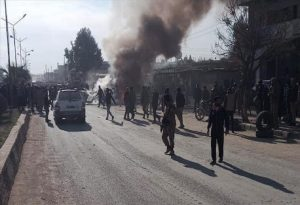 Συρία: Πέντε νεκροί από την έκρηξη παγιδευμένου αυτοκινήτου