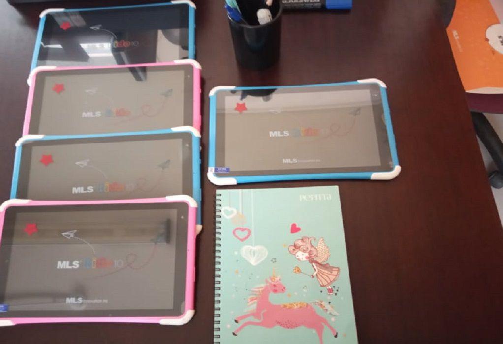 Δ. Κιλκίς: Εξακόσια tablets για τους μαθητές Δημοτικών Σχολείων, Γυμνασίων και Λυκείων