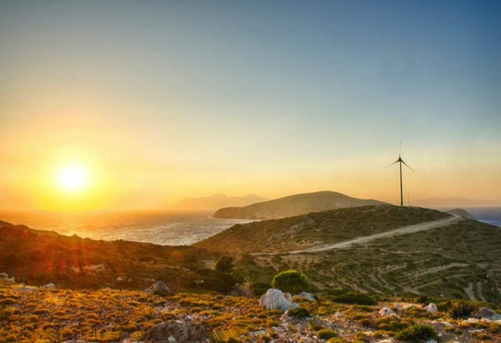 Τήλος: Βραβείο μετάβασης στις ανανεώσιμες πηγές ενέργειας από την ΕΕ