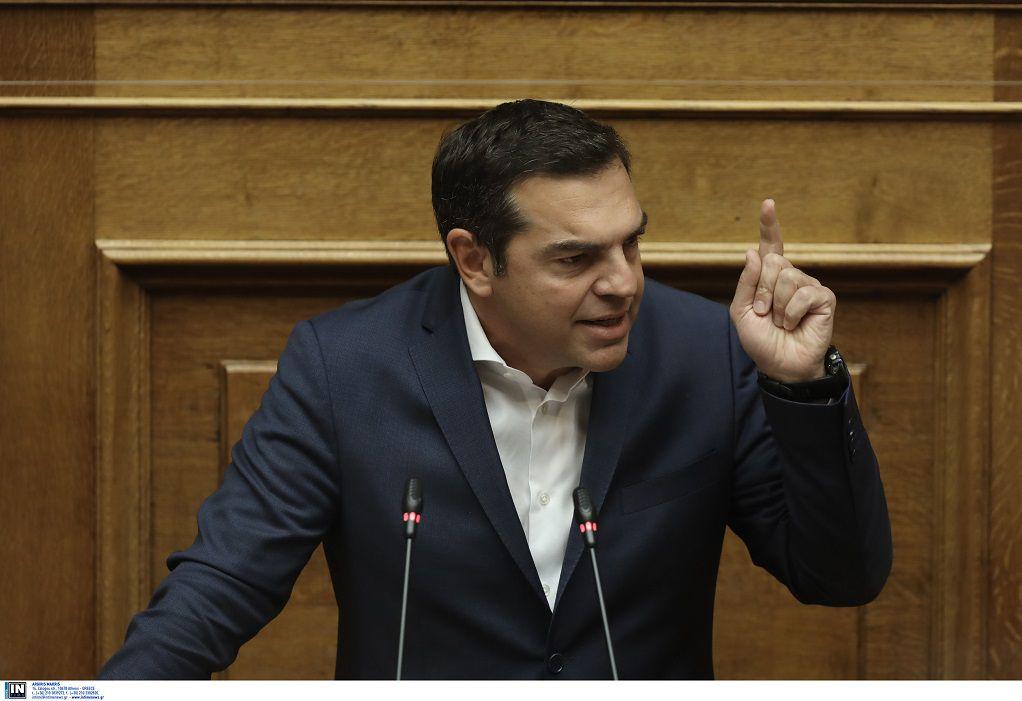 Δείτε LIVE την Δευτερολογία του Αλ. Τσίπρα στη Βουλή
