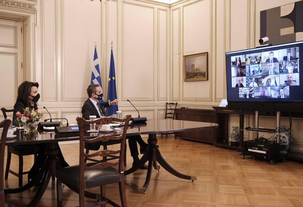 Forum «Η Ελλάδα το 2040»: Η σύνθεση ενός μακροπρόθεσμου σχεδίου για το μέλλον της χώρας μας