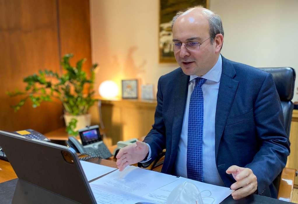 Κ. Χατζηδάκης: Ανταγωνιστικότητα και κοινωνική συνοχή πάνε χέρι-χέρι