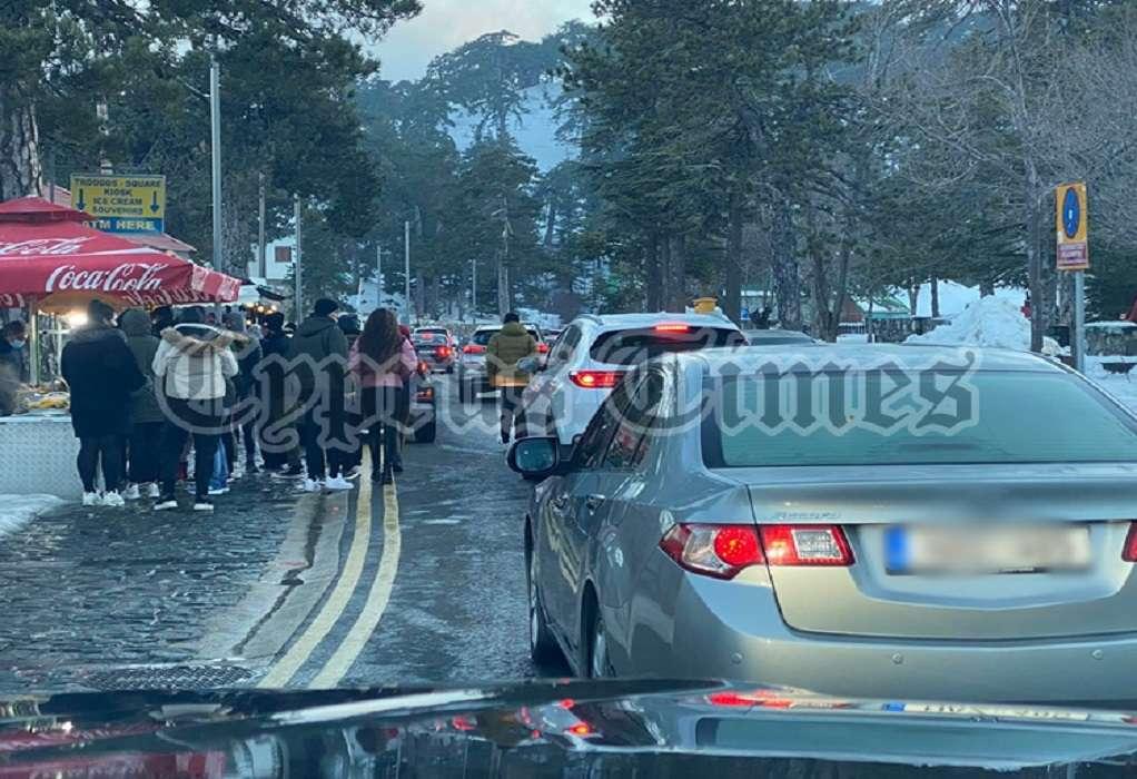Κύπρος: Παρέμβαση της Αστυνομίας μετά από εικόνες συνωστισμού