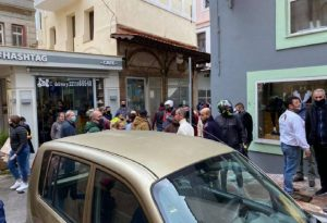 Χίος: Άγριο ξύλο μεταξύ μεταναστών στο κέντρο της πόλης