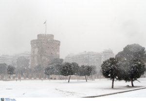 Δ. Θεσσαλονίκης – Μήδεια: Eτοιμότητα για «πολικές» θερμοκρασίες και χιόνια