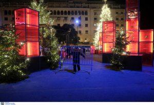 Θεσσαλονίκη: Πότε θα βγάλει τα γιορτινά της