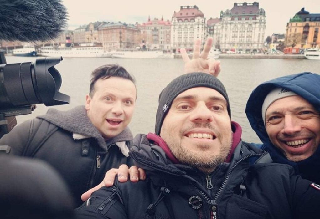 Tο Fatsabook στην TV100 πηγαίνει Σουηδία (VIDEO)