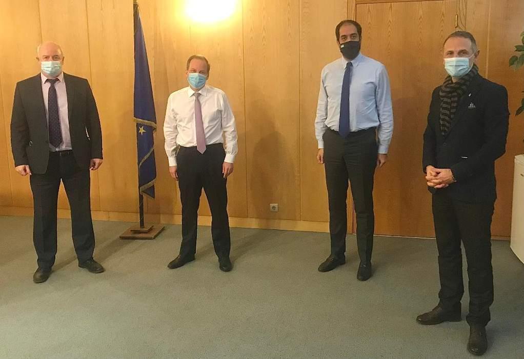 ΟΣΕΘ: Tέρμιναλ συγκοινωνιακό στη Ν. Ελβετία και έξυπνο εισιτήριο