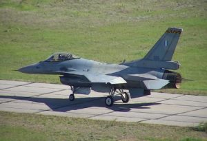 Αυτό είναι το πρώτο εκσυγχρονισμένο F-16 στην έκδοση Viper