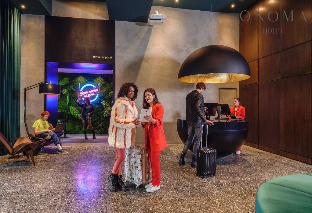 Άνοιξε το ΟΝΟΜΑ, το 5άστερο smart ξενοδοχείο της «Anatolia»