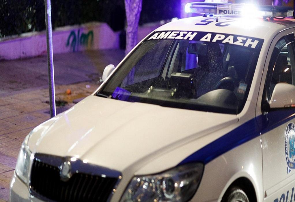 Δύο συλλήψεις τα ξημερώματα για επεισόδια στην Κυψέλη