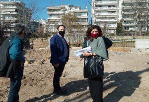 Τέσσερα νέα νηπιαγωγεία στην Καλαμαριά (ΦΩΤΟ)