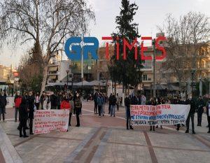 Συγκεντρώσεις διαμαρτυρίας ενάντια στο lockdown σήμερα στη Θεσσαλονίκη