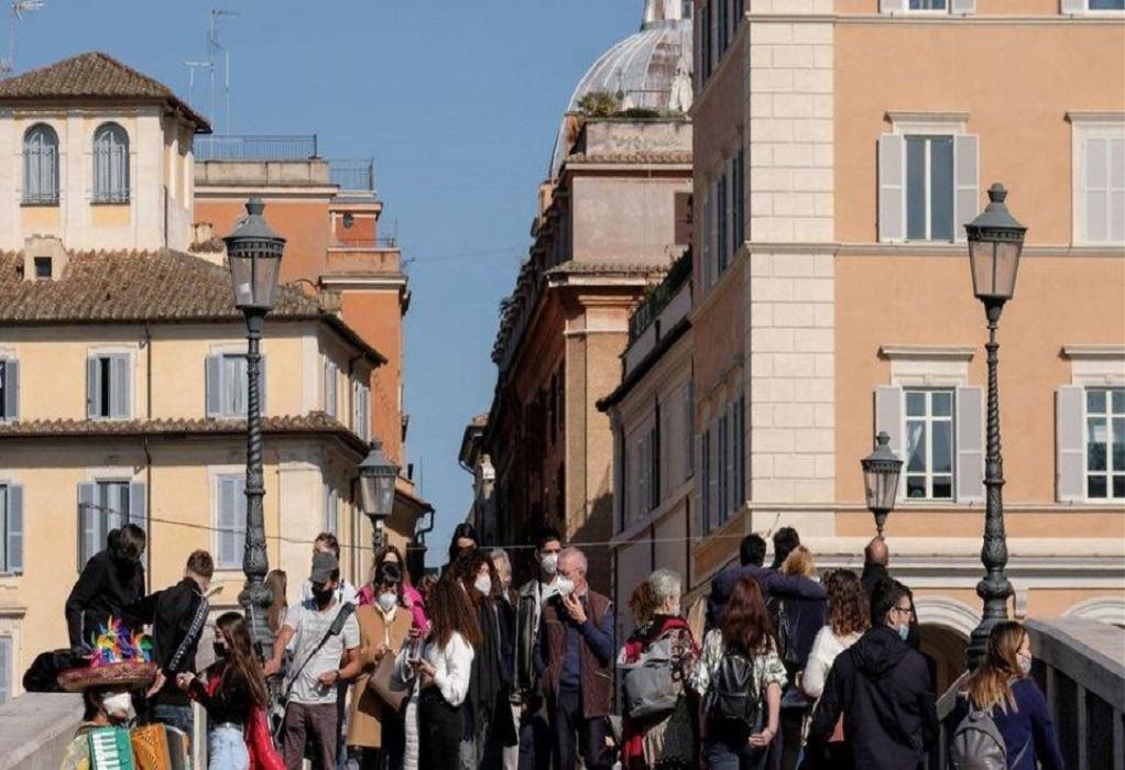 Ιταλία: Πάνω από 3.700 κρούσματα κορωνοϊού σε 24 ώρες