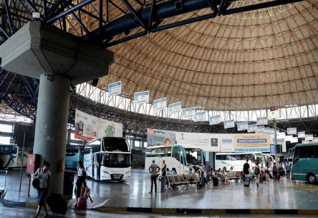 ΚΤΕΛ Θεσσαλονίκης: Κανονικά αύριο Πέμπτη τα δρομολόγια