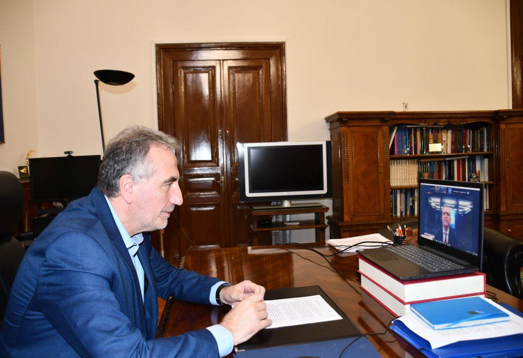 Καλαφάτης: Η νέα χρονιά θα σημάνει την αρχή νέας αναπτυξιακής δυναμικής για Θεσσαλονίκη, Μακεδονία και Θράκη