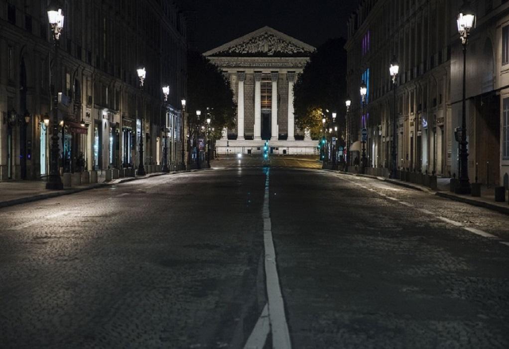 Καστέξ: Σε καραντίνα ενός μήνα το Παρίσι