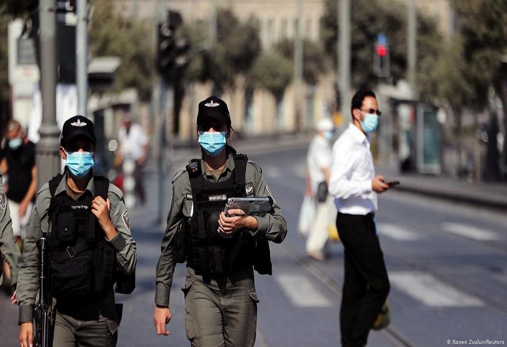 Ισραήλ: 30 covid ασθενείς σε σοβαρή κατάσταση