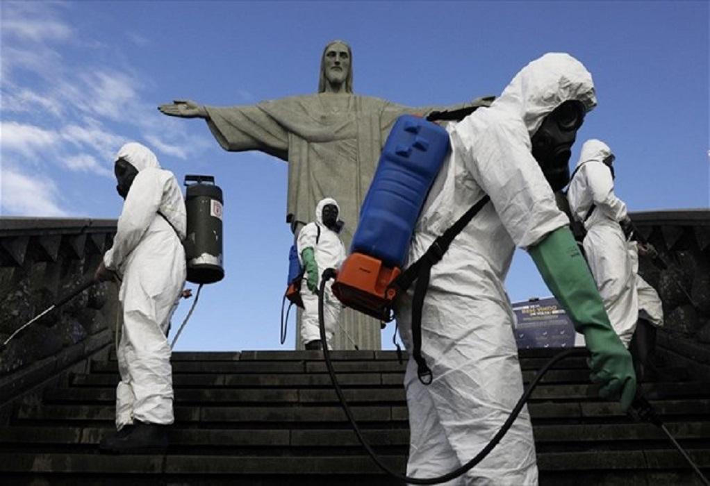 Κορωνοϊός: Μειώθηκαν οι μολύνσεις παγκοσμίως – Εξαίρεση η Ασία