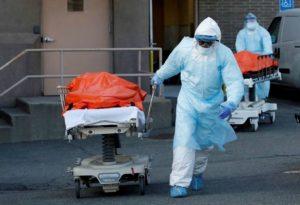 Μεξικό: Πάνω από 10.700 νέα κρούσματα κορωνοϊού