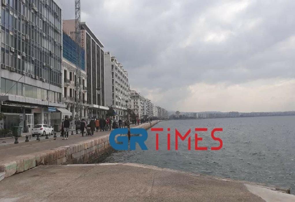 Θεσσαλονίκη: Μειωμένο κατά 27% το ιικό φορτίο στα λύματα