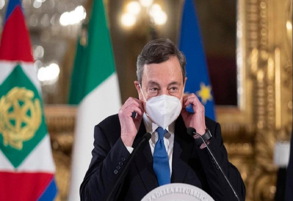 Ιταλία: Ο Ντράγκι παρουσίασε τις προτεραιότητες της κυβέρνησης