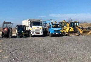 Δ.Ε. Χαλάστρας-Αξιού: Απόκτηση μόνιμου μηχανοκίνητου εξοπλισμού καθαριότητας