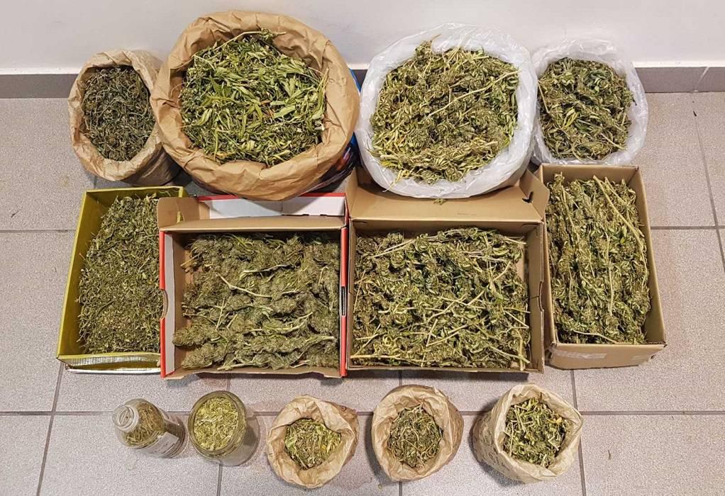Λέσβος: Συνελήφθη για κατοχή και διακίνηση ναρκωτικών