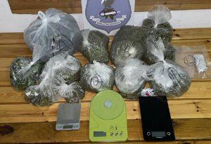 Θεσ/νίκη: Ο «Ακύλας» εντόπισε διακινητές ναρκωτικών